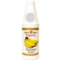 Топпинг для мороженого DOLCE ROSA Банан (1 кг)
