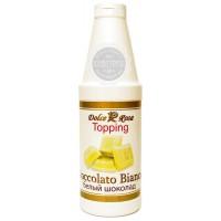 Топпинг для мороженого DOLCE ROSA Шоколад белый (1 кг)