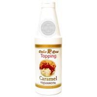 Топпинг для мороженого DOLCE ROSA Карамель (1 кг)