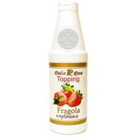 Топпинг для мороженого DOLCE ROSA Клубника (1 кг)