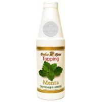 Топпинг для мороженого DOLCE ROSA Зеленая мята (1 кг)