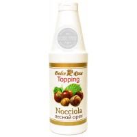 Топпинг для мороженого DOLCE ROSA Лесной орех (1 кг)