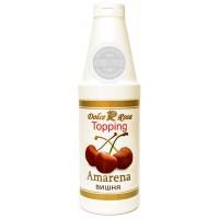 Топпинг для мороженого DOLCE ROSA Вишня (1 кг)
