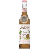 Сироп MONIN Карибский (для напитков и десертов) 0,7 л